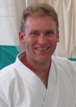 Sensei Alan Turner